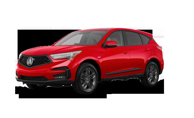 2019 Acura Rdx A Spec Starting At 51550 04 Leeder Automotive
