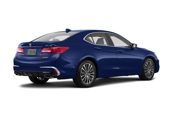 2019 Acura TLX SH-AWD TECH