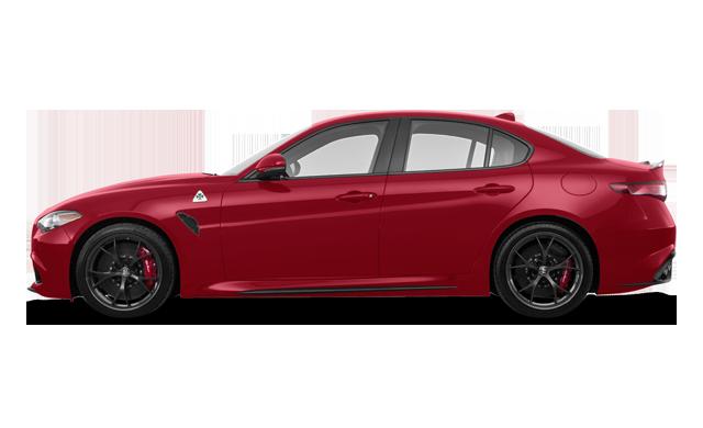 Alfa Romeo Giulia QUADRIFOGLIO 2019