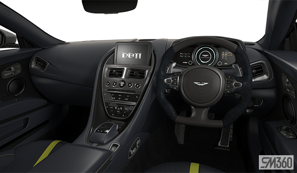Aston Martin DB11 AMR Signature  2019