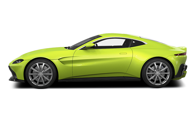 Aston Martin Vantage BASE Vantage 2019