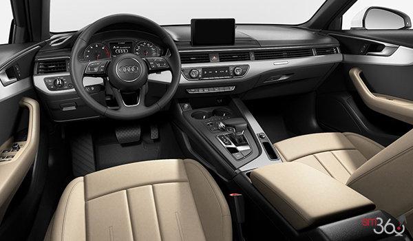 new 2019 a4 sedan komfort 39 460 audi kitchener waterloo. Black Bedroom Furniture Sets. Home Design Ideas