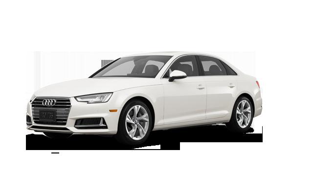 2019 Audi A4 Sedan PROGRESSIV
