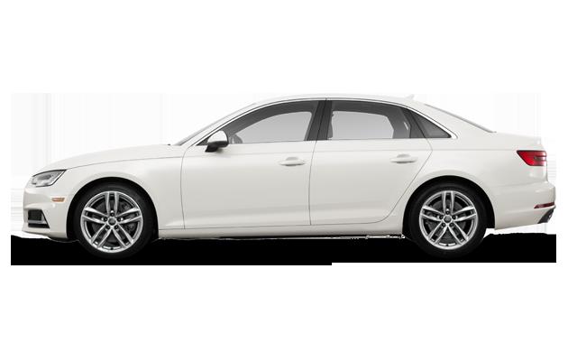 2019 Audi A4 Sedan TECHNIK