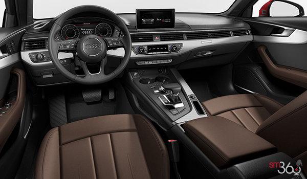 New 2019 A4 Sedan TECHNIK - $53,260 | Audi Kitchener-Waterloo