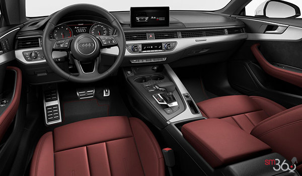 New 2019 A5 Coupé PROGRESSIV - $51,520 | Audi Kitchener ...