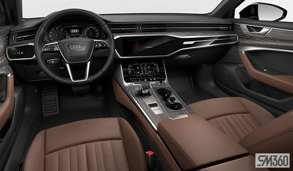 Park Avenue Audi The 2019 A6 Sedan Progressiv In Brossard