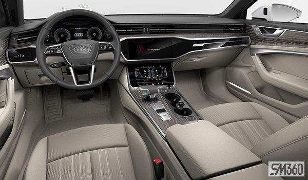 2019 Audi A6 Sedan Technik Starting At 72118 2 Audi Of Kingston