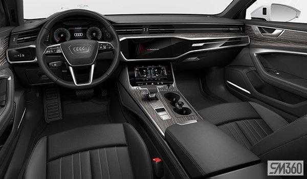 2019 Audi A6 Sedan Technik
