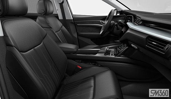 2019 Audi e-tron TECHNIK