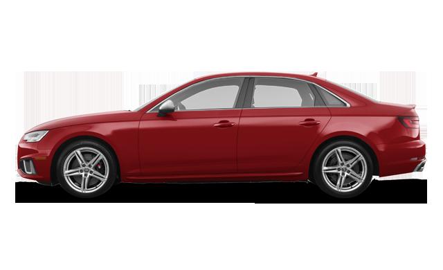 Audi S4 Sedan PROGRESSIV 2019