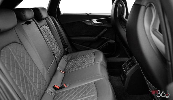 2019 Audi S4 Sedan TECHNIK
