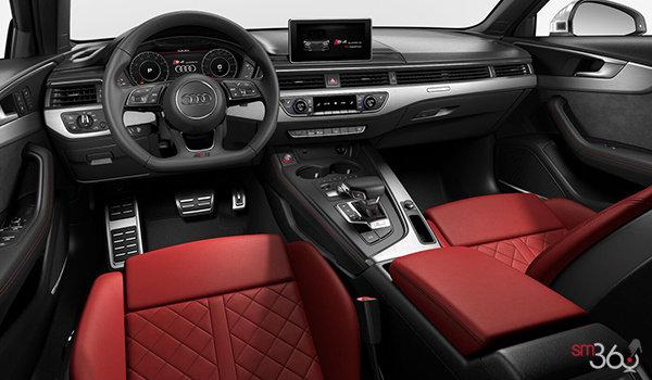 Audi Hamilton The 2019 S4 Sedan Technik