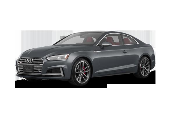 Audi Hamilton The 2019 S5 Coup 233 Progressiv