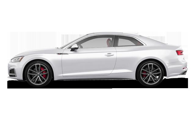 2019 Audi S5 Coupé TECHNIK