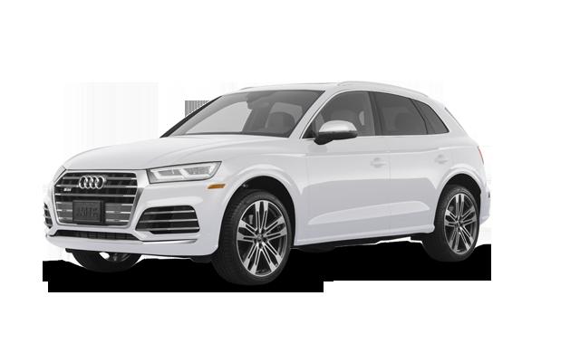 Audi Hamilton The 2019 Sq5 Technik