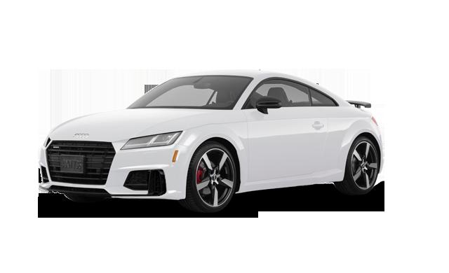 Audi Hamilton   The 2019 TT Coupé BASE