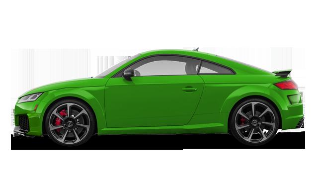 Audi Hamilton The 2019 Tt Rs Coupe Base Tt Rs