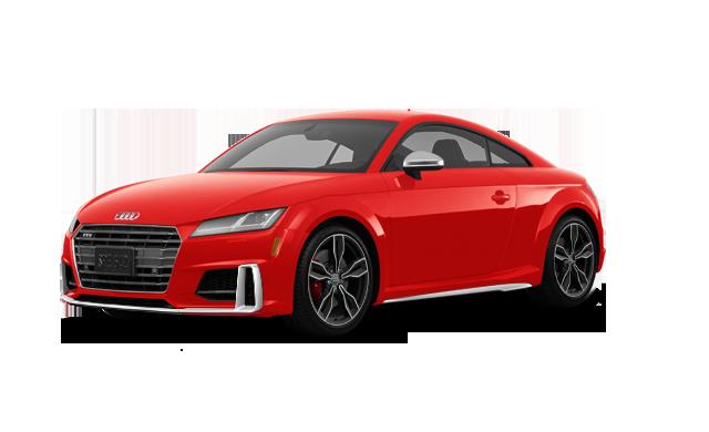 Audi Hamilton   The 2019 TTS Coupé BASE TTS