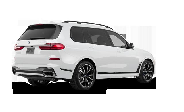 2019 BMW X7 xDrive 40i