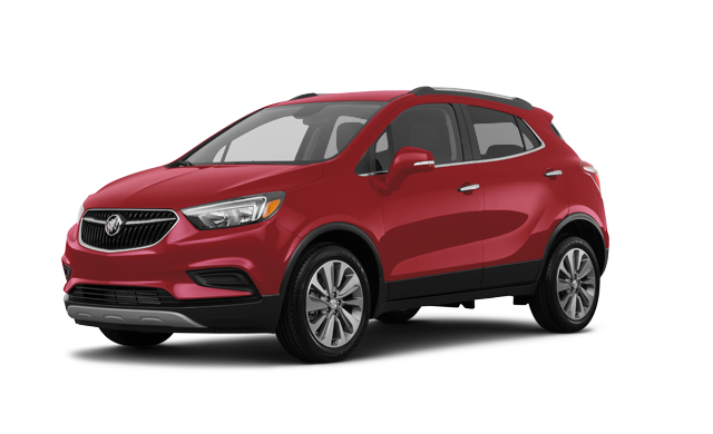 2019 Buick Encore PREFERRED - Starting at $24864.0 ...