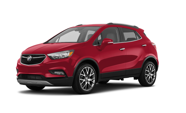 2019 Buick Encore SPORT TOURING - Starting at $26035.0 ...