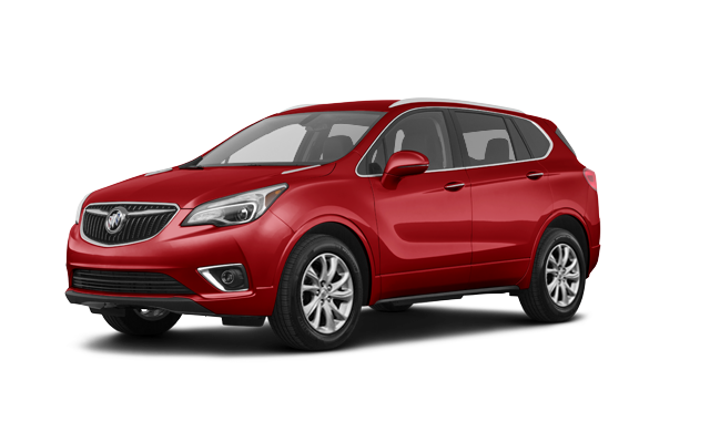 2019 Buick Envision Preferred - Starting at $37645.0 ...