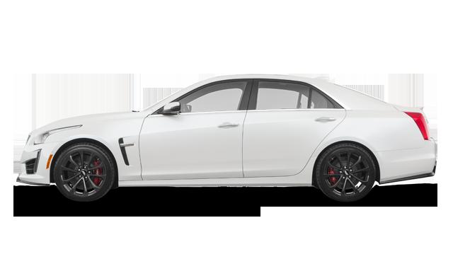Cadillac CTS-V Sedan BASE CTS-V 2019