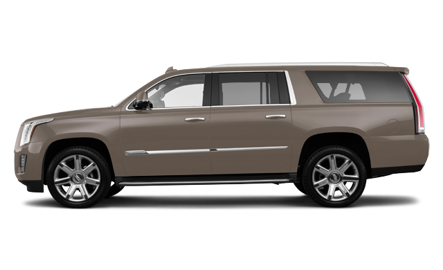 Cadillac Escalade ESV ESV LUXURY 2019