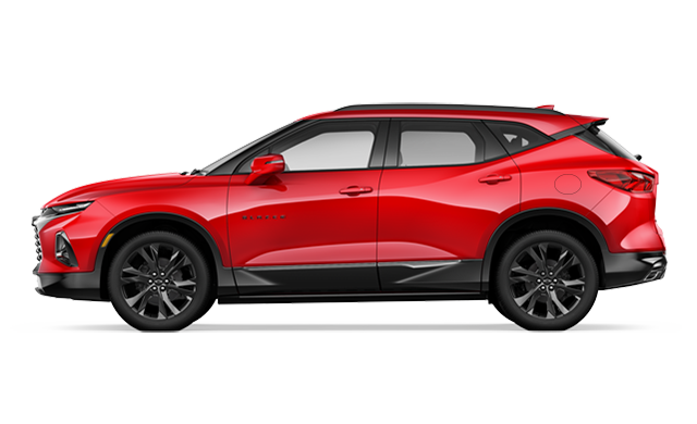 Chevrolet Blazer COMING SOON 2019