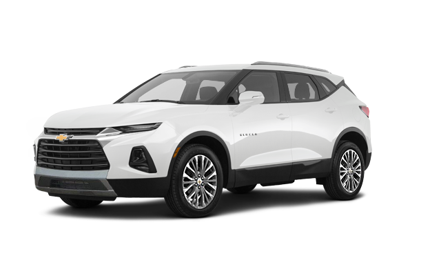 2019 Chevrolet Blazer 3.6L True North AWD