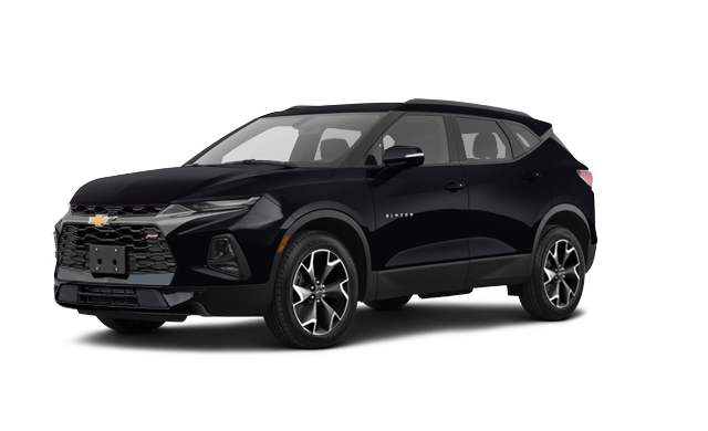 2019 Blazer RS - from $47,295 | Lanoue Chevrolet