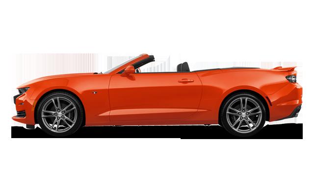 Chevrolet Camaro convertible 1SS 2019