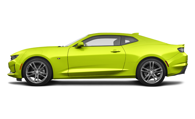 Chevrolet Camaro coupe 1LT 2019