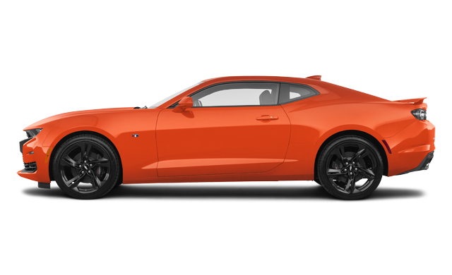 Chevrolet Camaro coupe 2SS 2019