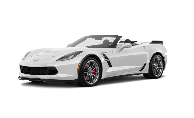 2019 Chevrolet Corvette Convertible Grand Sport 3LT