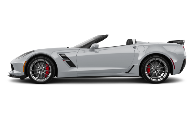 Chevrolet Corvette Convertible Grand Sport 3LT 2019