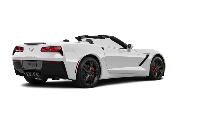 2019 Chevrolet Corvette Convertible Stingray 1LT