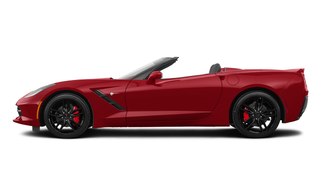 Chevrolet Corvette Convertible Stingray 2LT 2019