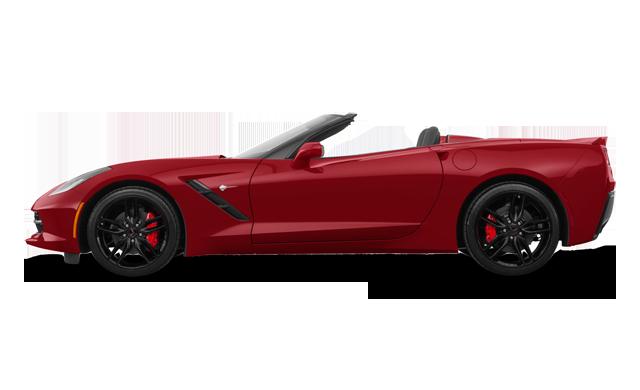 Chevrolet Corvette Convertible Stingray 2LT 2019