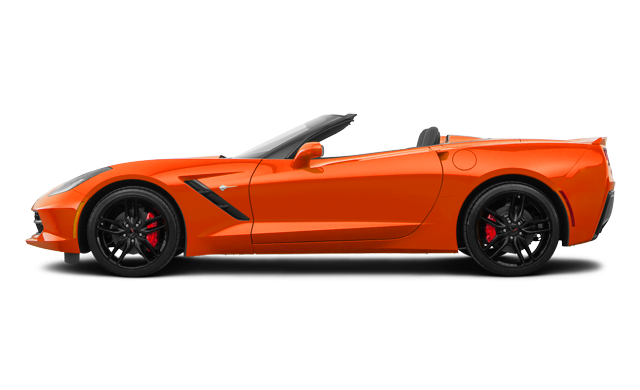 Chevrolet Corvette Convertible Stingray Z51 1LT 2019