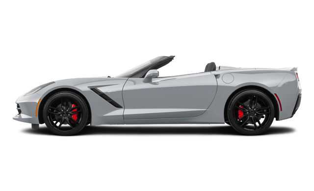 Chevrolet Corvette Convertible Stingray Z51 2LT 2019