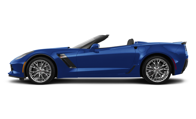 Chevrolet Corvette Convertible Z06 1LZ 2019