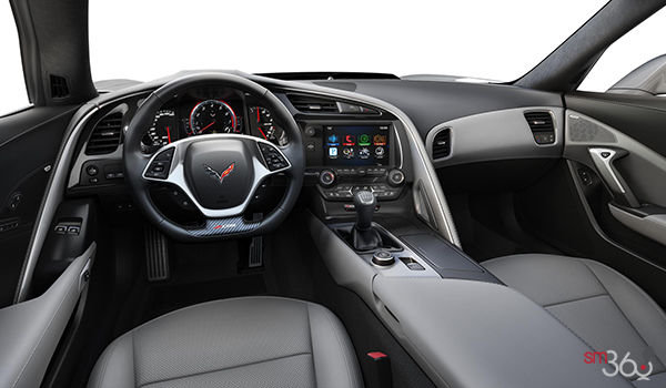 2019 Chevrolet Corvette Convertible Z06 3LZ