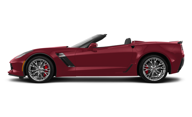 Chevrolet Corvette Convertible Z06 3LZ 2019