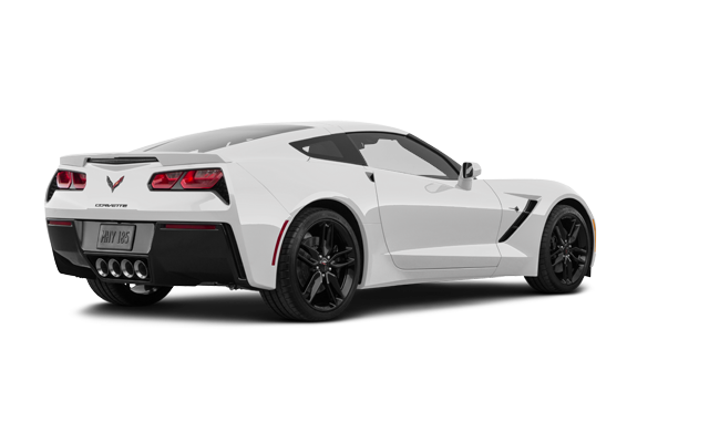 Chevrolet Corvette Coupé Stingray Z51 2LT 2019