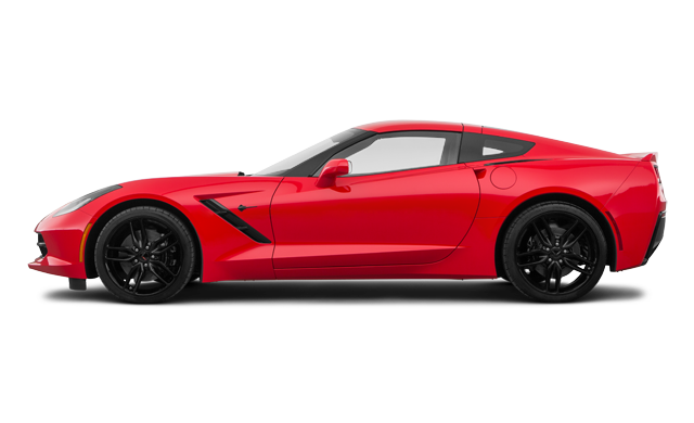 Chevrolet Corvette Coupe Stingray Z51 3LT 2019