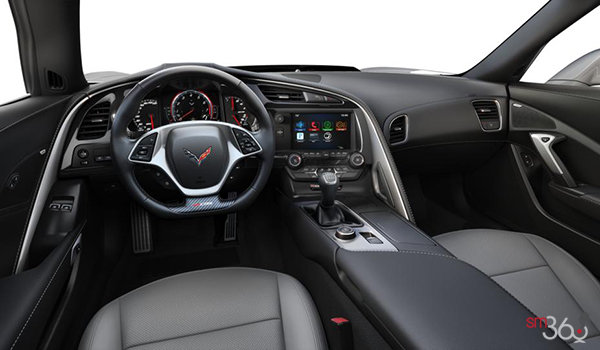 Chevrolet Corvette Coupé Z06 1LZ 2019