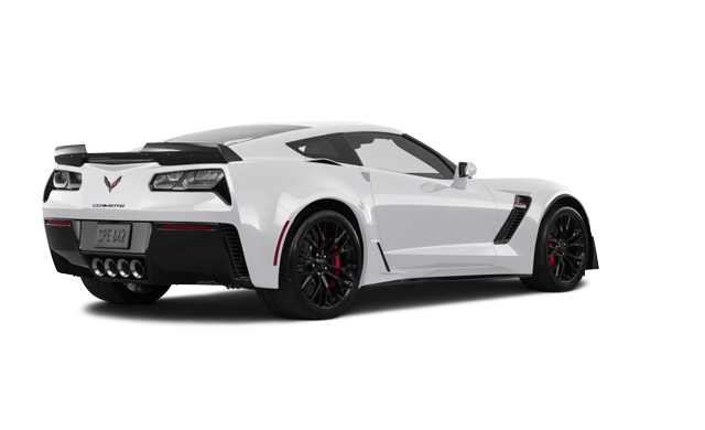 Chevrolet Corvette Coupé Z06 3LZ 2019
