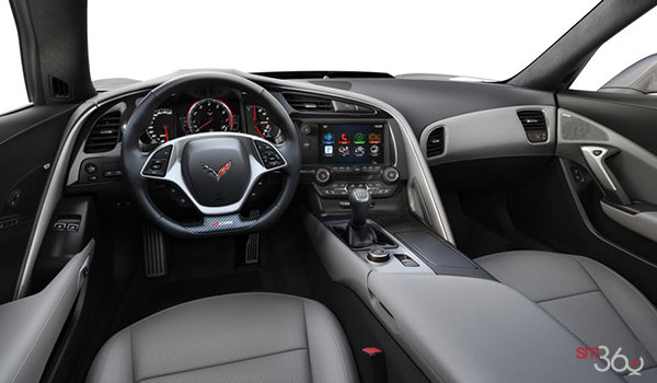 2019 Chevrolet Corvette Coupe Z06 3LZ